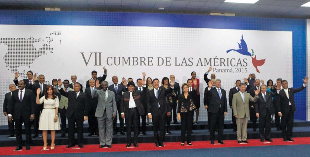 Cumbre_VII_America_Panama_06_Familia