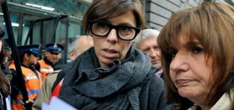 "DESAPARECIDO – Régimen | Patricia Bullrich confesó ""fallidamente"" que NO quiere encontrar a Maldonado."