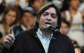 Máximo Kirchner, líder de  Agrupación La Cámpora fue el candidato más votado en forma individual en las PASO de Santa Cruz.