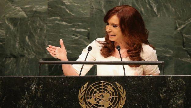 Como lo hizo habitualmente, la Presidenta Cristina Fernández dio uno de los discursos más valientes en la 70° Asamblea General de las Naciones Unidas.