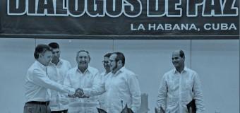 REGIÓN – Colombia | El Gobierno colombiano y las FARC firmaron el acuerdo de La Habana.