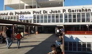 El Hospital Juan Garraham recibe cada vez manos presupuesto del Gobierno de la Ciudad.