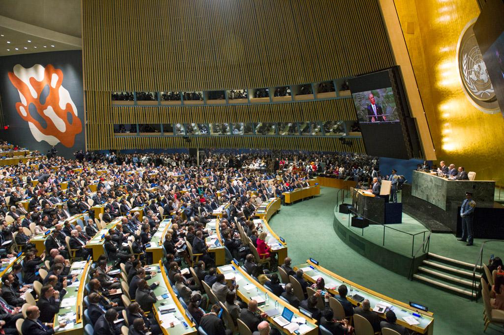 Con apoyo del Grupo 77 + China la Argentina logró una Resolución de la Asamblea de las Naciones Unidas que regula las negociaciones de deuda externa soberana.