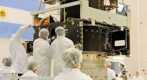 CIENCIA – Comunicaciones | Argentina lanza el ARSAT 2, de fabricación nacional.