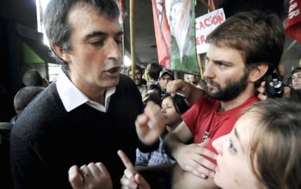 Bullrich repetiría el modelo de exclusión que instrumentó en la Ciudad de Buenos Aires.