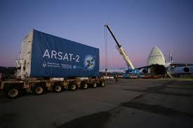 ARSAT, INVAP y CTEASA, empresas nacionales estatales a la vanguardia de la tecnología espacial en satélites.