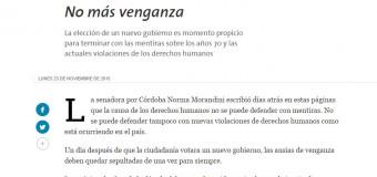 DERECHOS HUMANOS – Represión | Macri prometió terminar con los juicios a los asesinos de la dictadura. Videla celebra en su tumba.
