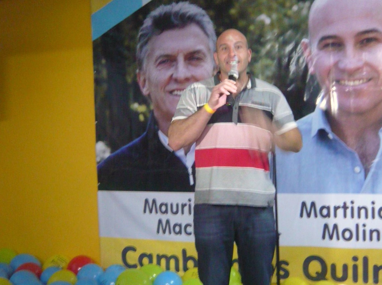El Intendente del PRO, Molina, financiado por Techint y Casancrem despedirá a 4.000 empleados.