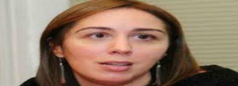 María Vidal casi no conoce su Provincia.