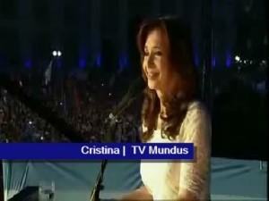 Cristina Fernández regula los tiempos de su retorno.