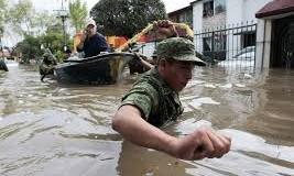 SOCIEDAD – Entre Ríos | La inundación azota a la Ciudad de Concordia.