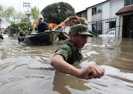 Las evacuaciones se hicieron mayoritariamente con las fuerzas vivas de la Provincia de Entre Ríos.