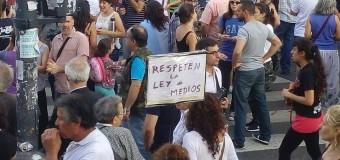 TV MUNDUS – Noticias 192 | Marcha en defensa de la Ley de Medios en Argentina.