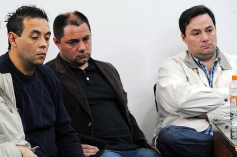 Los tres narcos asesinos que se fueron del penal. Les habrían devuelto la gentileza por el trabajo sucio en la campaña que favoreció a Vidal del PRO.