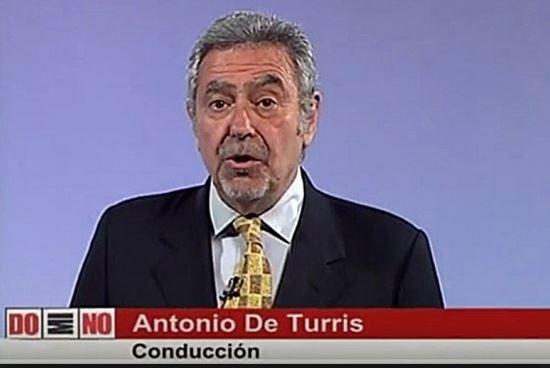 De Turris, de La Nación, quien asesinó a su esposa con 60 puñaladas.