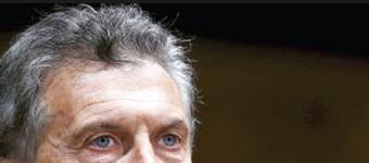 PRESA POLÍTICA – Régimen | Macri se levantó de una conferencia de prensa cuando le preguntaron por Milagro Sala.