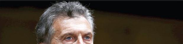 El Presidente Macri se levantó de la conferencia de prensa y no contestó por la detención de la Diputada del Parlasur.