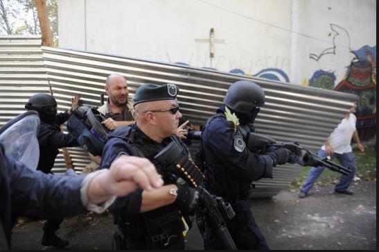 La represión es parte central de la política del PRO.