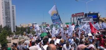 PRESA POLÍTICA – Régimen | Un centenar de marchas y cortes reclama la libertad de Milagro Sala.