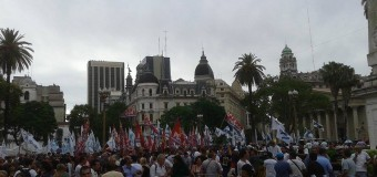 MEDIOS – Régimen | Casi 18.000 personas pidieron libertad de expresión y apoyaron al periodista Víctor Hugo Morales.