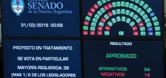 FONDOS BUITRES – Régimen | El Senado apoyó el endeudamiento para los próximos treinta años.