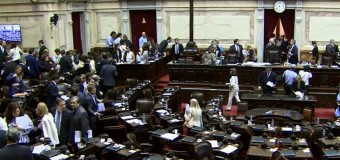 CONGRESO – Régimen | Diputados aprobó la entrega del país a los fondos buitre.