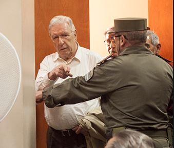 Levin puso su empresa a disposición de la dictadura.