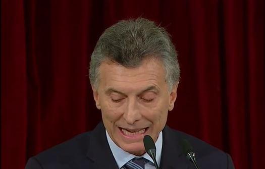 Macri está desesperado por el avance de Cristina Fernández en la intención de voto.