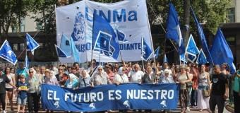 DERECHOS HUMANOS – Régimen | El PRO persigue a las Madres de Plaza de Mayo.