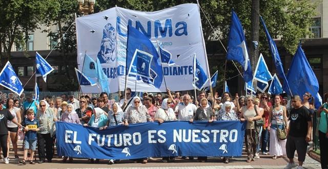 La persecusión del PRO a las Madres de Plaza de Mayo se agudiza día a día.