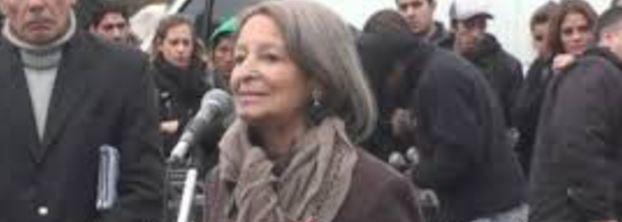 Mary Sánchez fue una luchadora por la dignidad docente y la educación pública. Tenía 72 años.
