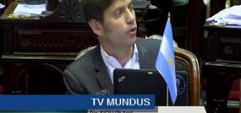 TV MUNDUS – Noticias 199 | Diputados dio media sanción a Ley Buitre