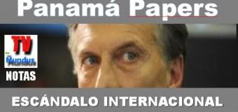 PANAMÁ PAPERS – Régimen | Ahora las empresas offshore que tenía escondidas, Macri las incorporó a su Holding.