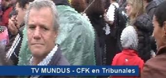EDITORIAL – Peronismo | Casi medio millón de personas brindaron su apoyo a Cristina Fernández.