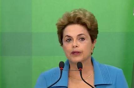 Dilma Rousseff se mostró valiente y afronta una lucha dura como en su juventud contra la dictadura.