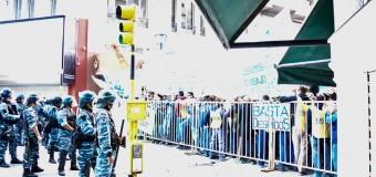 BUENOS AIRES – Régimen | Resistida visita de María Vidal a Bahía Blanca.