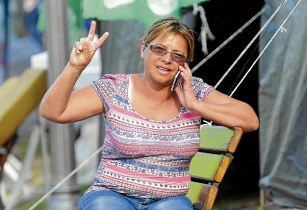Presionada por Gerardo Morales para falsear su testimonio, Mabel Balconte intentó suicidarse.
