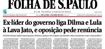 REGION – Brasil | Inicio y fin del golpe en Brasil en dos operaciones de propaganda