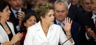 REGIÓN – Brasil | Senado de Brasil consuma la destitución de Dilma Rousseff