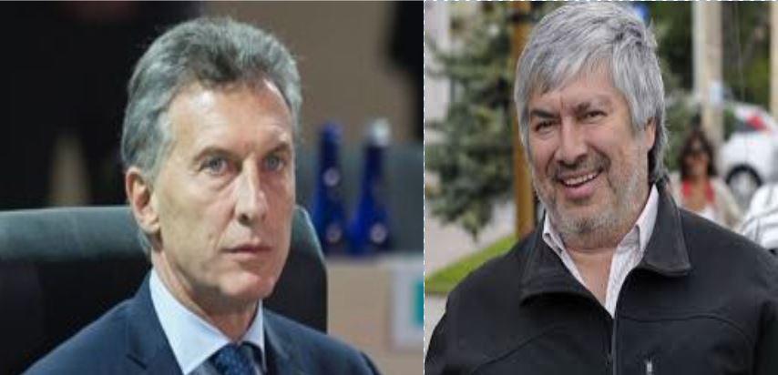 Macri es socio de Lázaro Baez en las contrataciones del Estado.