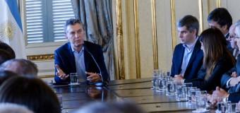 EDUCACIÓN – Régimen | Macri ofreció una ayuda del 1 (uno) % a las universidades nacionales.