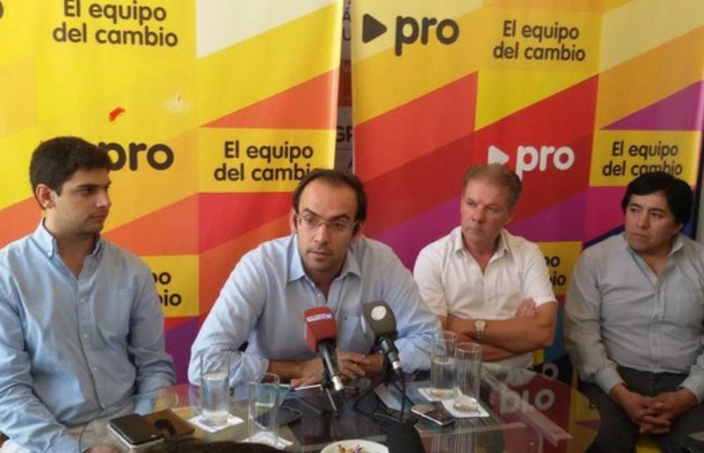Quintana es uno de los funcionarios del PRO procesados.