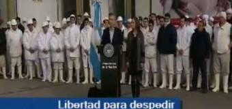 TV MUNDUS – Noticias 207 | Libertad para despedir.
