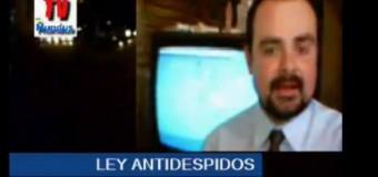 TV MUNDUS – Noticias 206 | Ley Antidespidos y el Golpe en Brasil