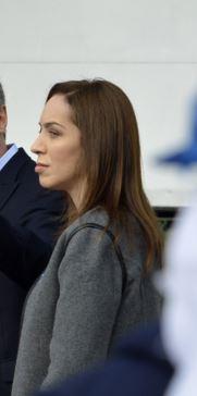 Vidal se muestra autoritaria y con un fuerte desequilibrio emocional que la aisla del desastre al que está sometiendo a la Provincia de Buenos Aires.