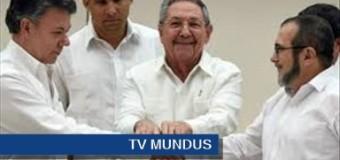TV MUNDUS – Noticias | PAZ definitiva en Colombia