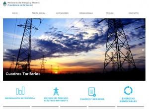 A pesar de la desesperación de casi 100 mil familias, el MInisterio de Energía está en otra cosa.
