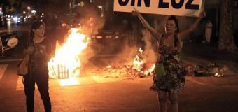 CAOS – Régimen | 65.000 familias sin luz en Capital y Gran Buenos Aires.