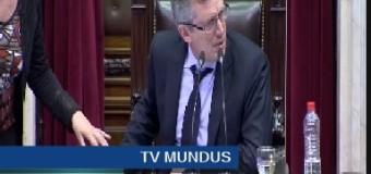 TV MUNDUS – Noticias | Media sanción al blanqueo de fugadores de capitales y fin de la jubilación.