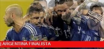 TV MUNDUS – Deporvida | Argentina goleó a Estados Unidos 4 a 0
